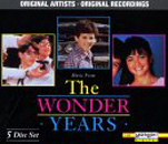 The Wonder Years, 5CD Box